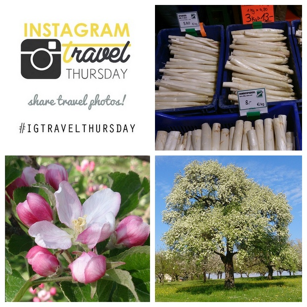 Instagram Travel Thursday KW17