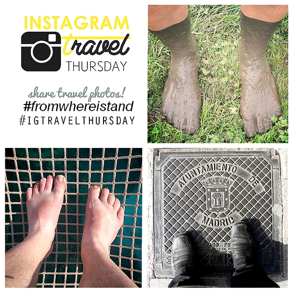 Instagram Travel Thursday KW 34