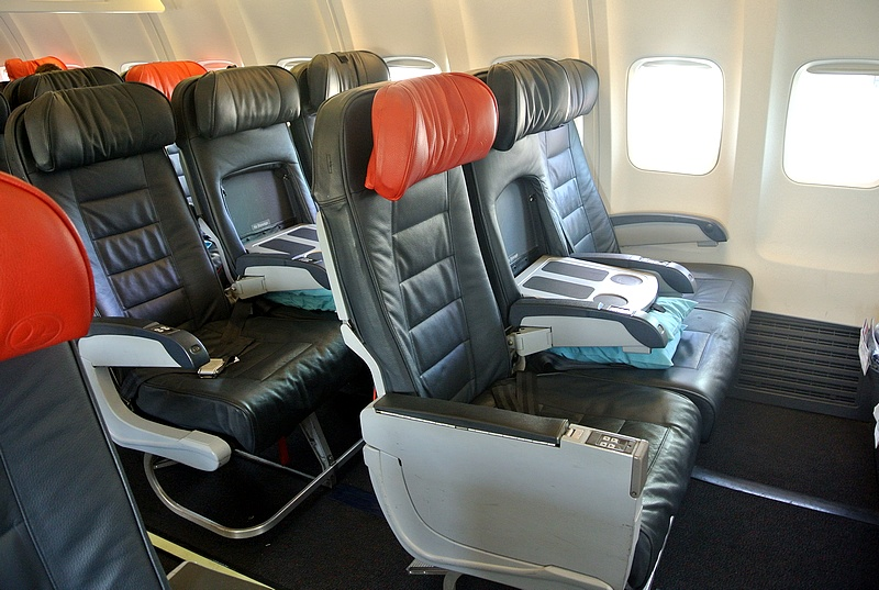 Business Class Turkish Airlines