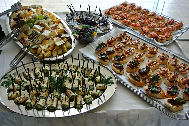 Bulgarisches Fingerfood