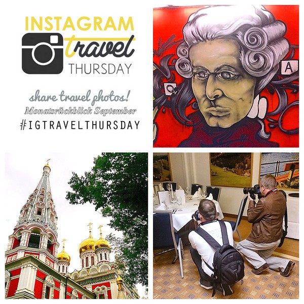 IG Travel Thurday