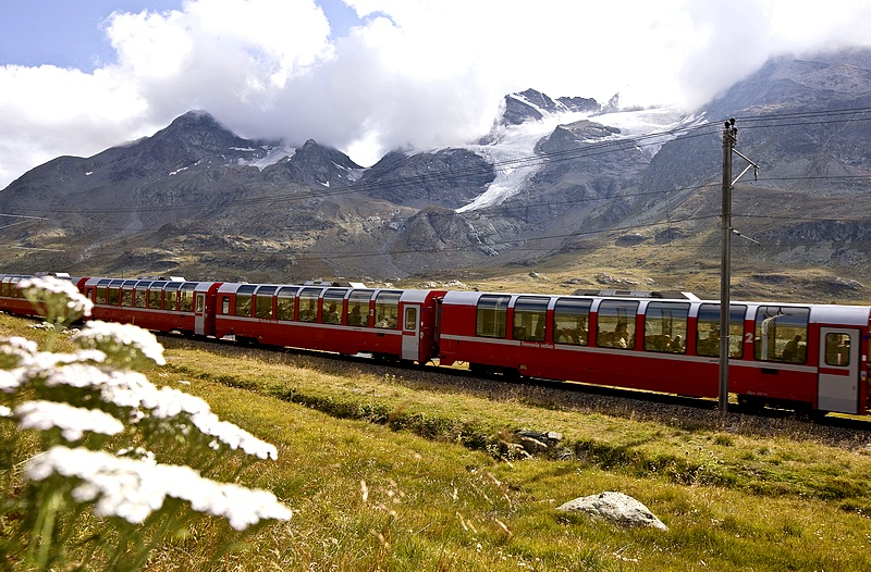 Bernina Express- Berninalinie