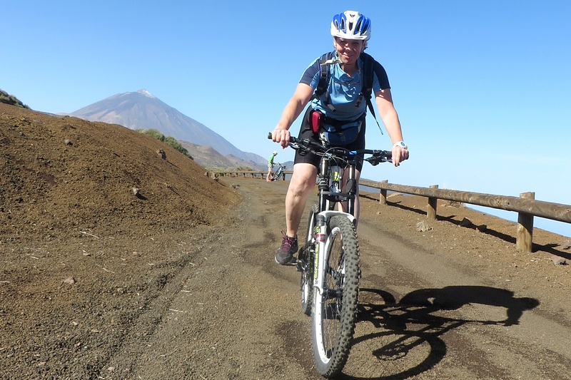 Mountainbiken Teneriffa