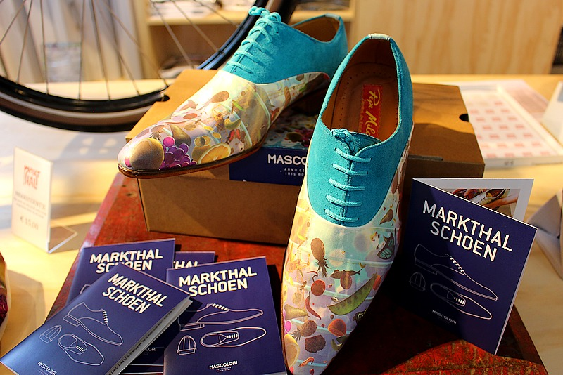 Mascolori`s Markthal Shoes