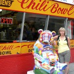 Washington DC, U Street – Ben`s Chili Bowl