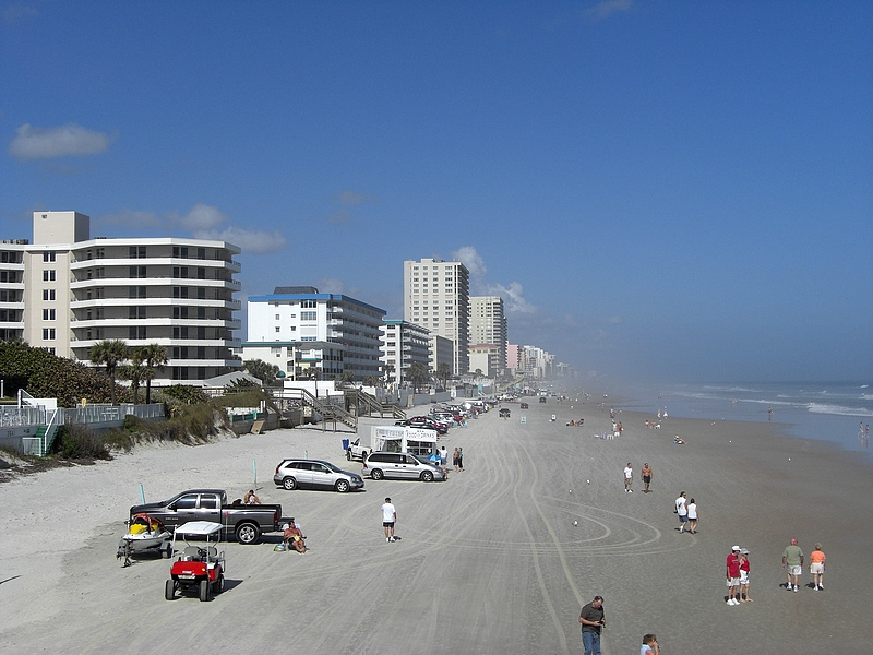 USA, Florida, Daytona Beach