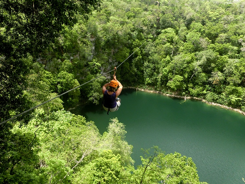 Cenote Miguel Colorado