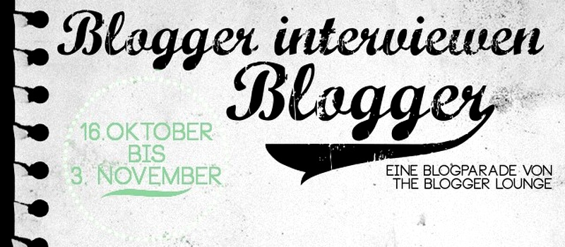 Blogger interviewen Blogger