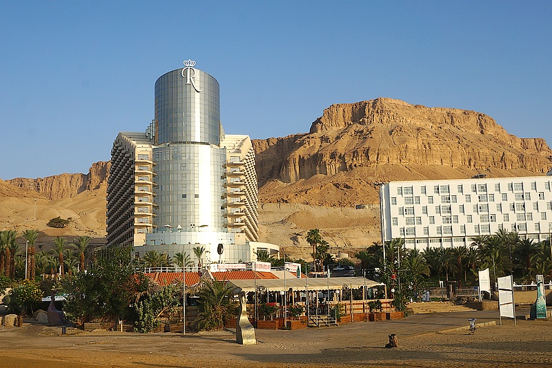 Royal Dead Sea Hotel, Israel