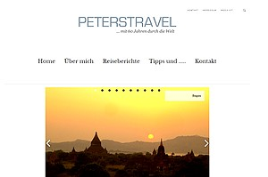 Reiseblog PetersTravel