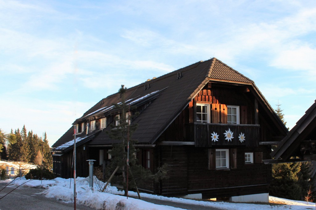 chalet am Mountain resort