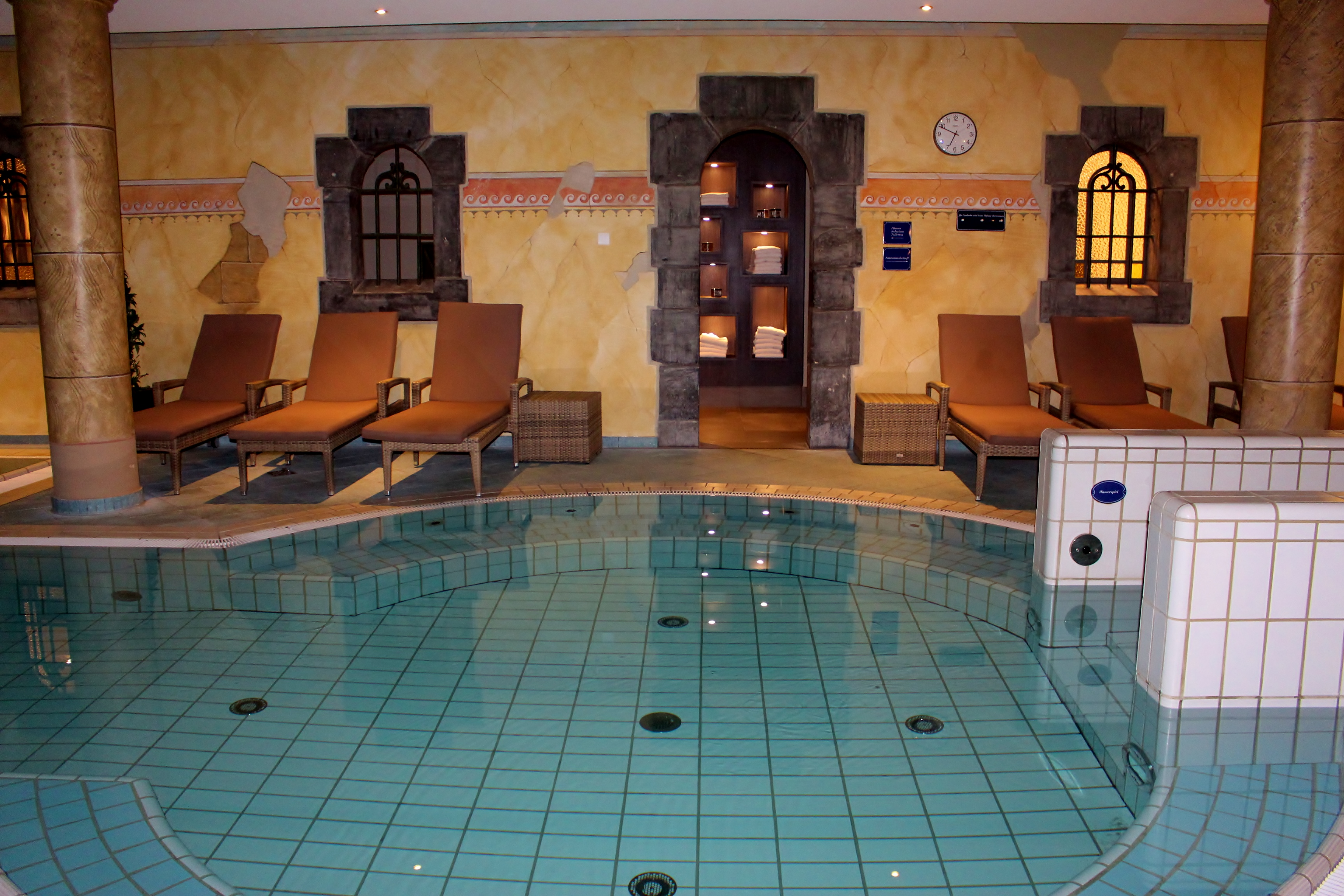 Beauty And Spa Lindner Hotel