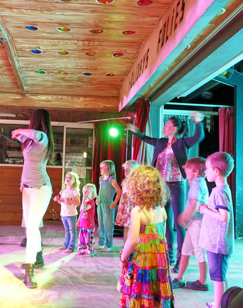 camping farret mini disco2