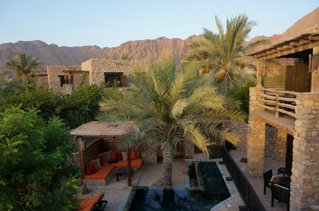 six senses zighy bay villas