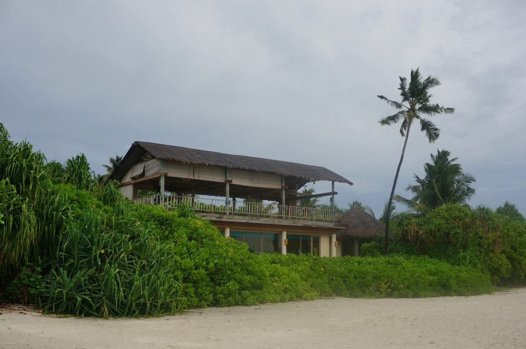 fitnesscenter six senses laamu