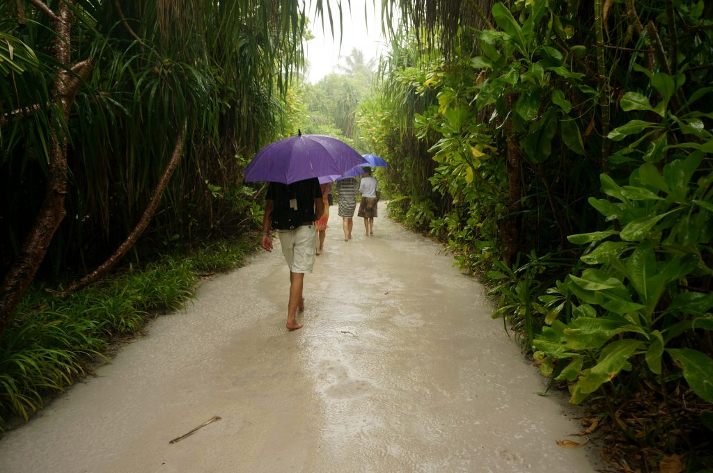 regen im paradies six senses laamu