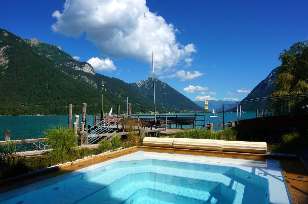 pool travel charme achensee